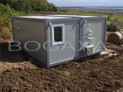 Ansamblu doua containere modulare