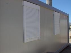 Containere Birou cu ferestre